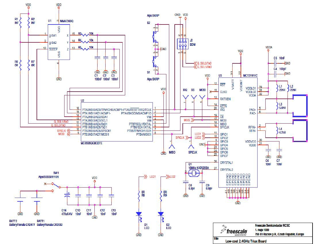 Nxp Semiconductors Details And Reference Designs Datasheets R Mc34848 Led Driver Block Diagram