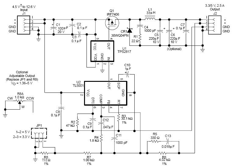 Tl5001cdr Details