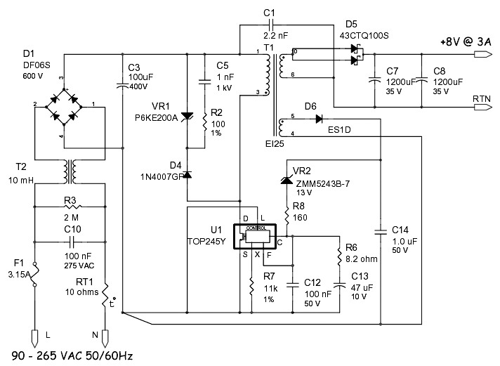 power integrations details and reference designs datasheets rh datasheets com