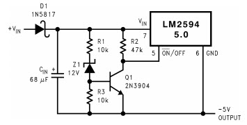 LM2594HVN-3.3//NOPB