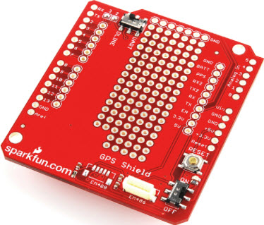 SparkFun Electronics Details and Reference Designs | Datasheets